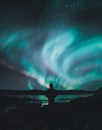 Feelgood image - aurora borealis